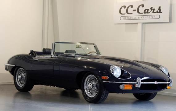 Jaguar E-Type 4,2 Roadster