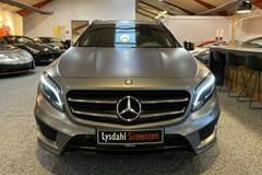 Mercedes GLA220 d aut. 4-M 2,2