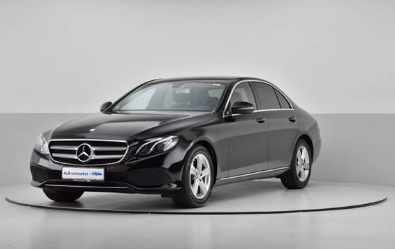 Mercedes E220 d Business aut. 2,0