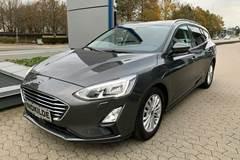 Ford Focus EcoBoost Titanium stc. 1,0