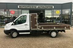 Ford Transit 350 L2 Chassis TDCi 125 Trend Ladvogn RWD 2,2