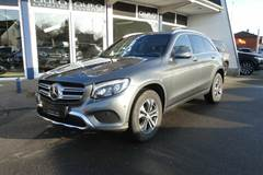 Mercedes GLC250 d aut. 4-M 2,2