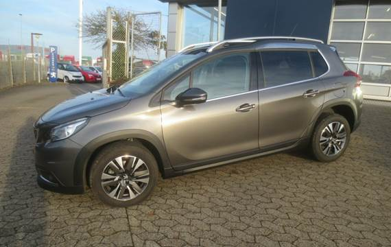 Peugeot 2008 BlueHDi 100 Exclusive Sky 1,5