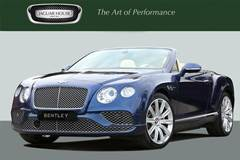 Bentley Continental GT V8 Convertible aut. 4,0