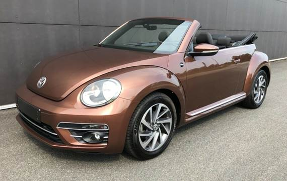 VW The Beetle TSi 105 Life Cabriolet DSG 1,2
