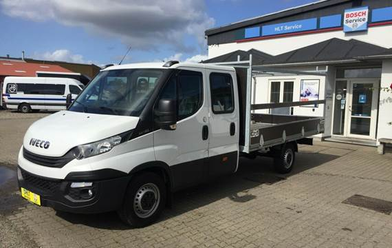 Iveco Daily 35S18 4100mm Lad 3,0