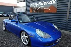 Porsche Boxster S Tiptr. 3,2