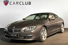 BMW 640i Coupé aut. 3,0