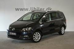 VW Sharan TDi 177 Highline DSG BMT 2,0
