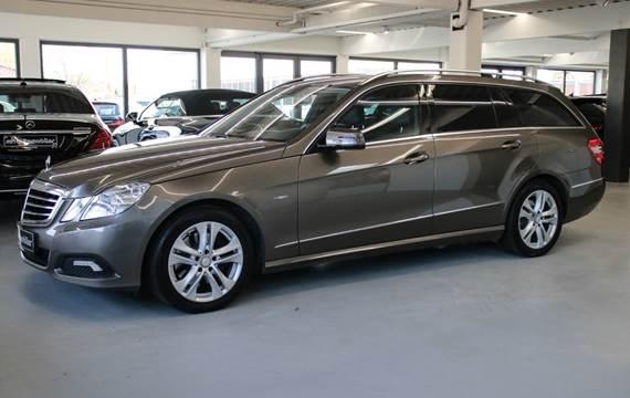 Mercedes E350 CDi stc. aut. Van 3,0