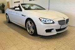 BMW 650i Cabriolet xDrive aut. 4,4