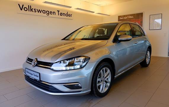 VW Golf VII TDi 150 Comfortl. Connect DSG 2,0