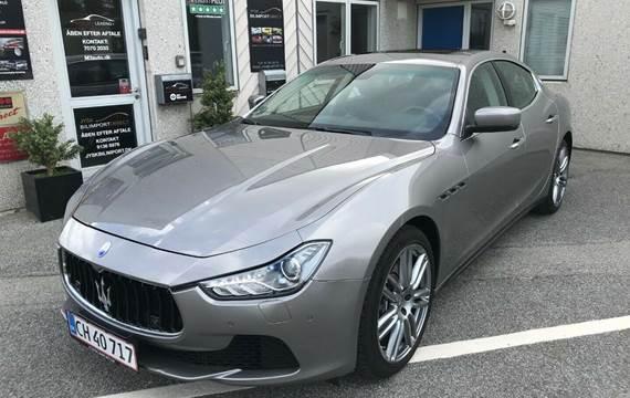 Maserati Ghibli D aut. 3,0