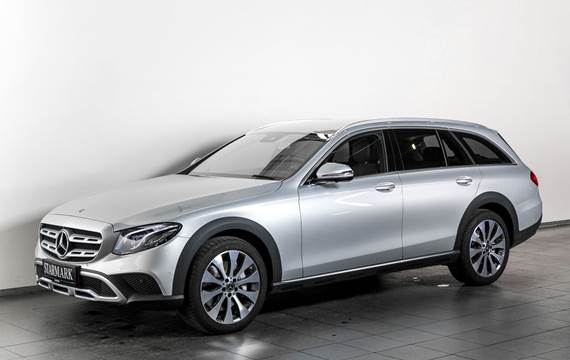 Mercedes E350 d All-Terrain aut. 4-M 3,0