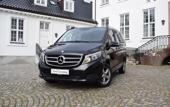Mercedes V220 d aut. lang 2,2