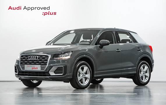 Audi Q2 TFSi Sport S-tr.