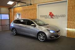 Peugeot 308 BlueHDi 120 Allure SW 1,6