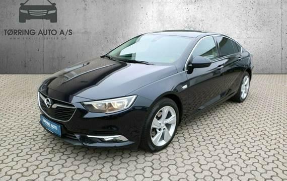 Opel Insignia CDTi 136 Dynamic GS aut. 1,6