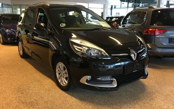 Renault Grand Scenic III dCi 110 Limited Edition ESM 7p 1,5