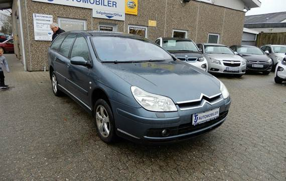 Citroën C5 HDi Advance Weekend 1,6