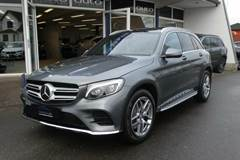 Mercedes GLC250 d AMG Line aut. 4-M Van 2,2