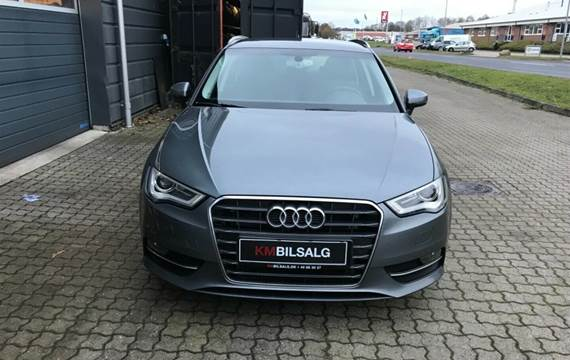 Audi A3 TDi Ambition SB 1,6