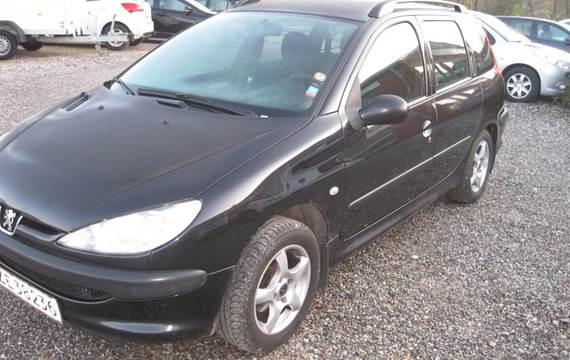 Peugeot 206 Edition SW 1,4