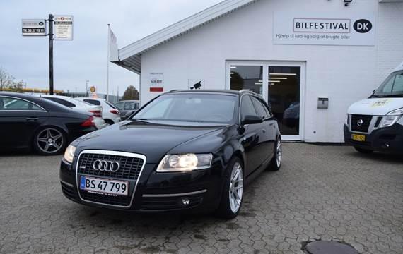 Audi A6 V6 Avant Multitr. 2,4
