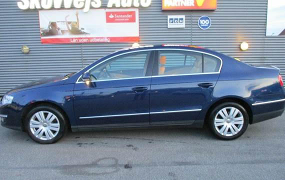 VW Passat 2,0 FSi Highline