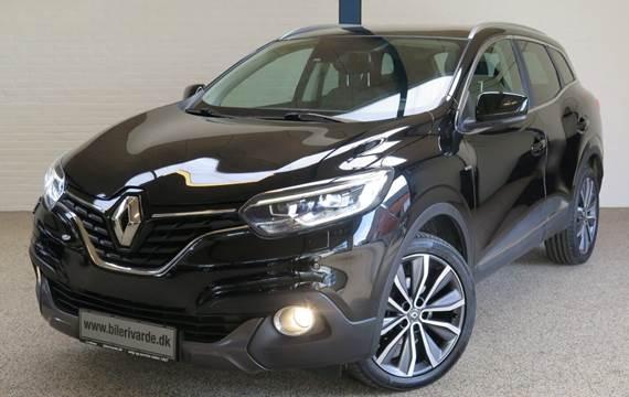 Renault Kadjar dCi 110 Bose 1,5