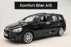 BMW 220d Gran Tourer Advantage aut. Van 2,0