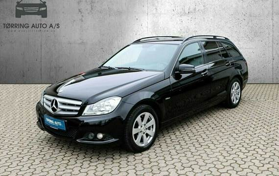 Mercedes C200 CDi stc. BE 2,2