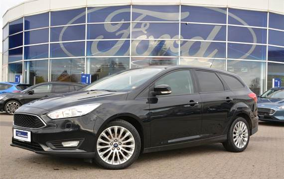 Ford Focus TDCi Trend  Stc 6g 1,6