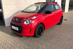 Citroën C1 VTi Scoop Airscape Cool start/stop  5d 1,0