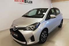 Toyota Yaris D-4D T2 Premium  5d 6g 1,4