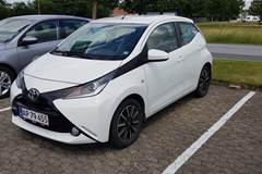 Toyota Aygo VVT-I X-Press  5d 1,0