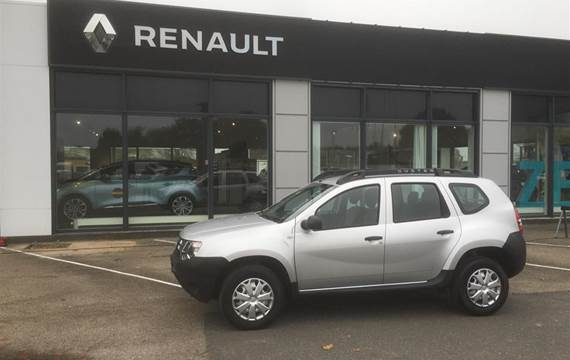 Dacia Duster DCi Ambiance  5d 6g 1,5