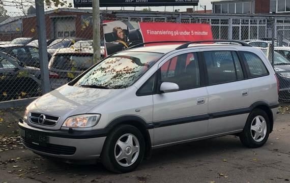 Opel Zafira 16V Elegance 1,8