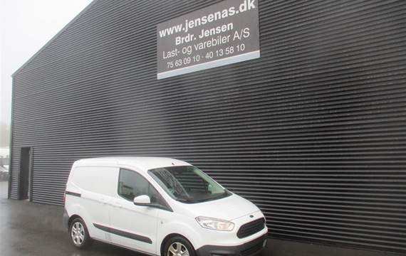 Ford Transit Courier TDCi Trend  Van 1,6
