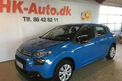 Citroën C3 PureTech Feel+  5d 1,2
