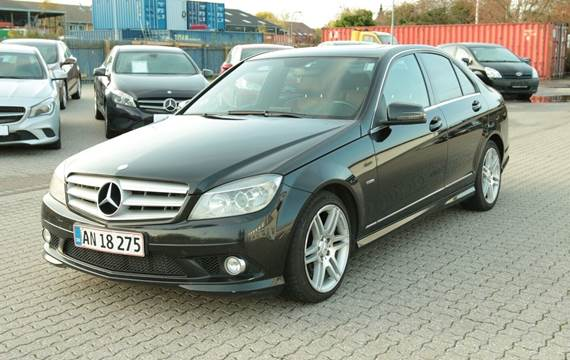 Mercedes C250 CDi Avantgarde aut. BE 2,2