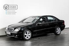 Mercedes C180 Komp. Avantgarde aut. 1,8