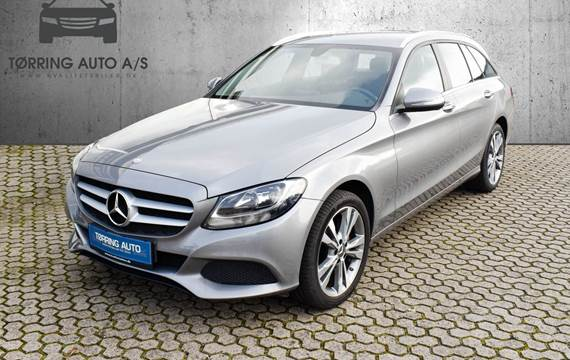 Mercedes C200 stc. 2,0