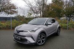 Toyota C-HR Hybrid Selected Premium CVT 1,8