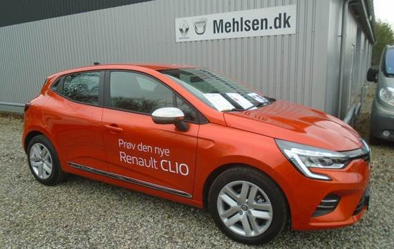 Renault Clio V TCe 100 Zen 1,0