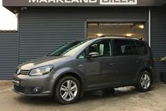 VW Touran TDi 105 Match BMT 7prs 1,6