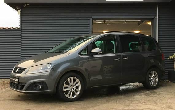 Seat Alhambra TDi 170 Style DSG eco 2,0