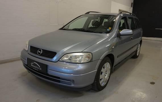 Opel Astra 16V Classic Wagon 1,6