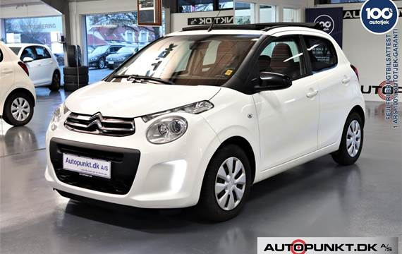 Citroën C1 e-VTi 68 Scoop Airscape 1,0