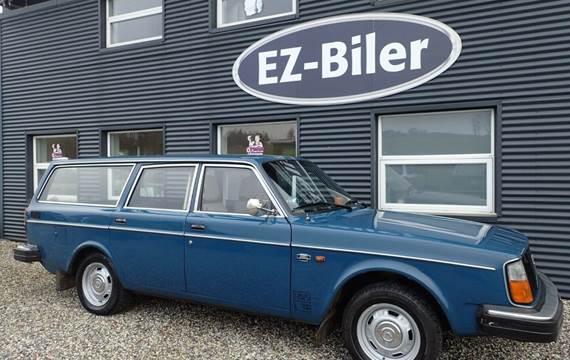 Volvo 245L B20 Van 2,0